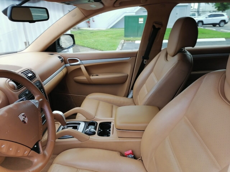 Porsche Cayenne 2008 price Call for Pricing.