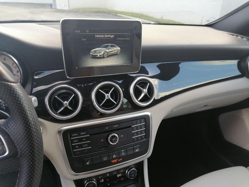 Mercedes-Benz CLA 2016 price $16,999