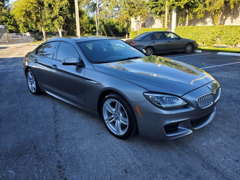 BMW 6 Series 2015 price $29,899