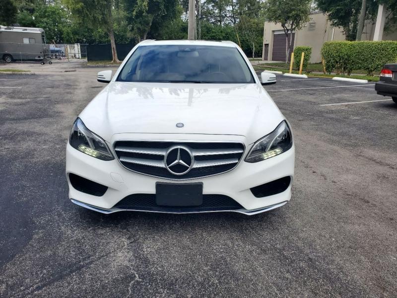 Mercedes-Benz E-Class 2016 price $16,999