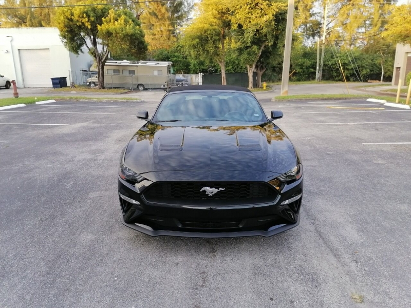 Ford Mustang 2020 price $25,999