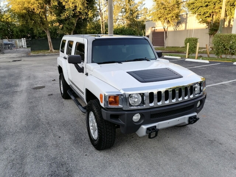 HUMMER H3 2008 price $11,999