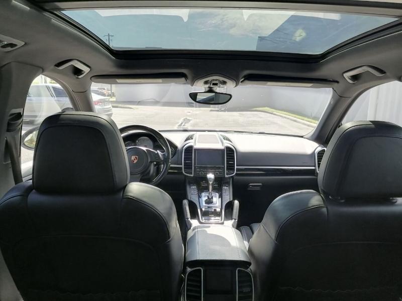Porsche Cayenne 2012 price $17,999