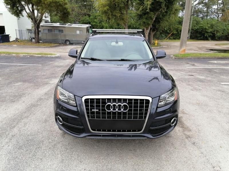Audi Q5 2012 price $13,999