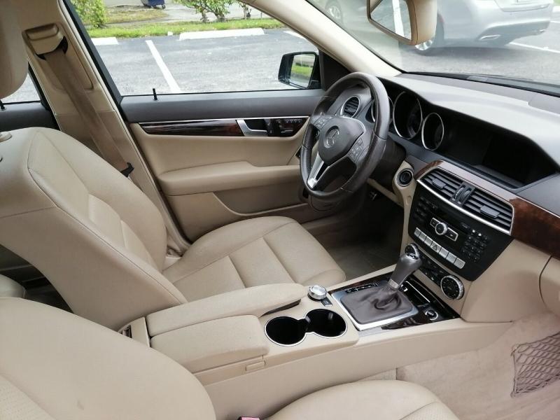 Mercedes-Benz C-Class 2013 price $10,499