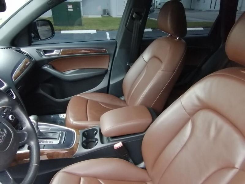 Audi Q5 2016 price $17,499