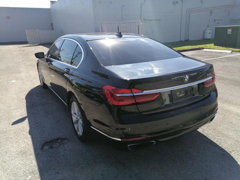 BMW 7 Series 2016 price $24,999