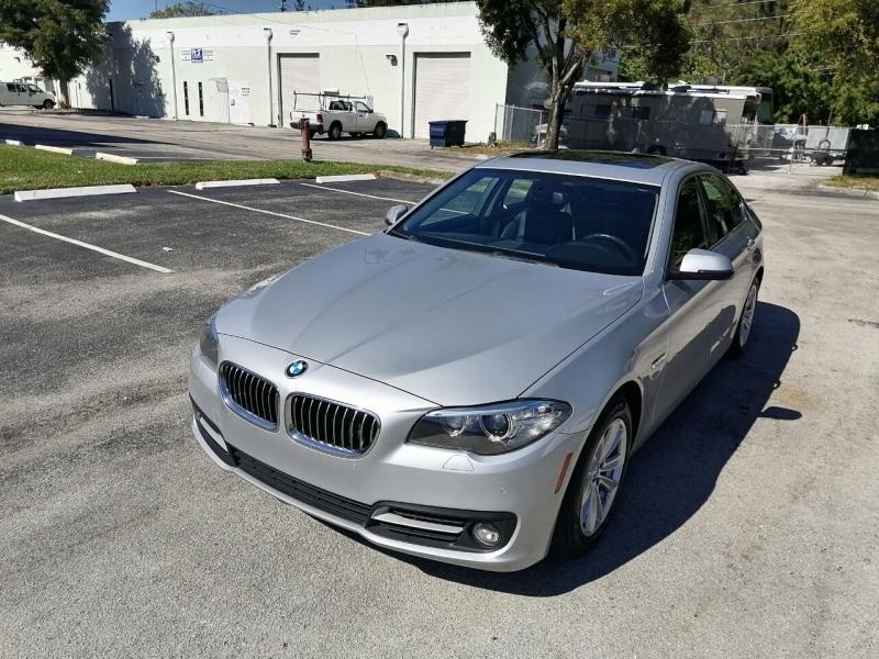 BMW 5 Series 2015 price $15,999