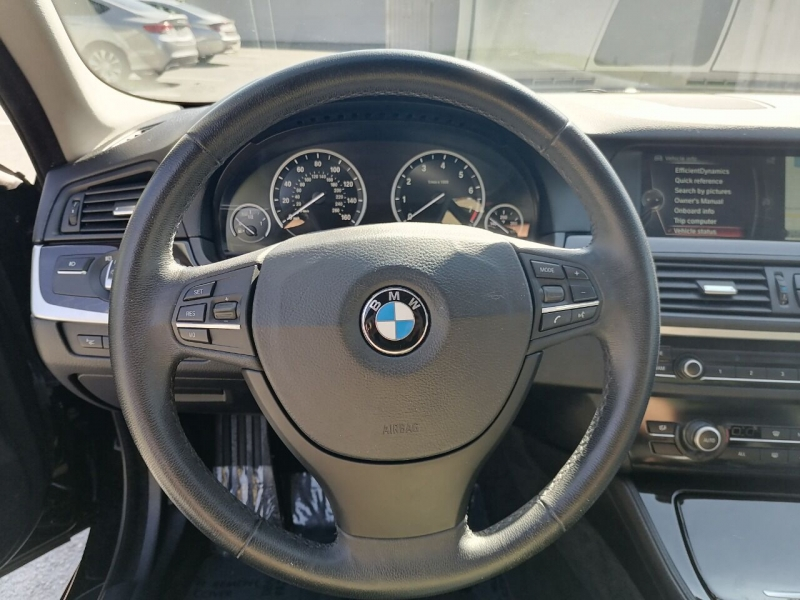 BMW 5 Series 2013 price $13,999