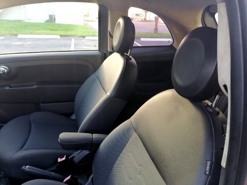 FIAT 500 2012 price $3,799