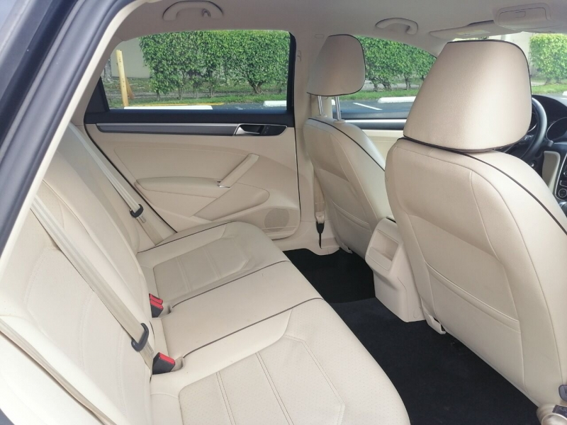 Volkswagen Passat 2017 price $12,999
