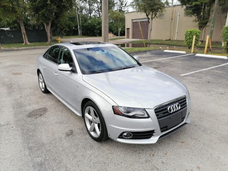 Audi A4 2012 price $9,999