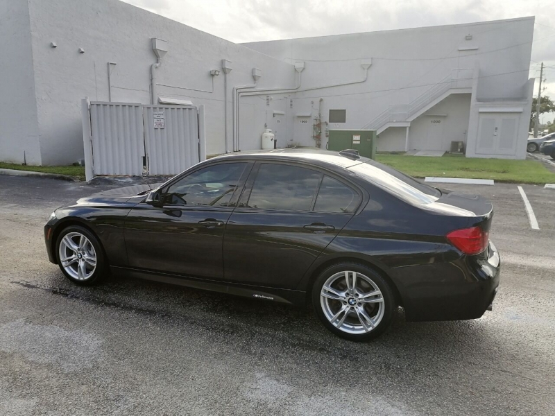 BMW 3 Series 2015 price $19,499