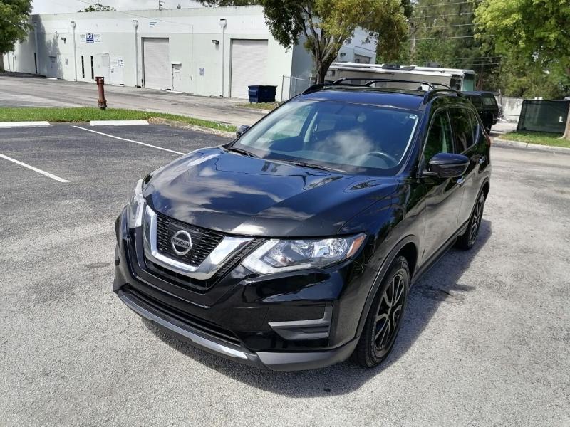 Nissan Rogue 2017 price $9,999