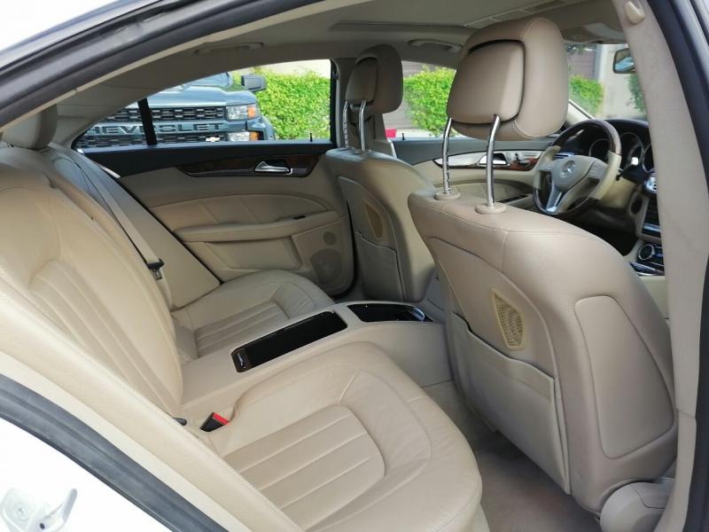 Mercedes-Benz CLS 2012 price $22,999