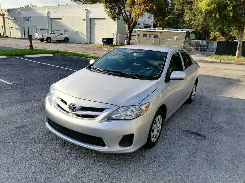 Toyota Corolla 2013 price $1