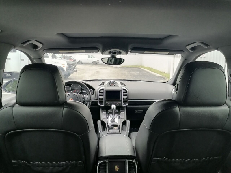 Porsche Cayenne 2013 price Call for Pricing.