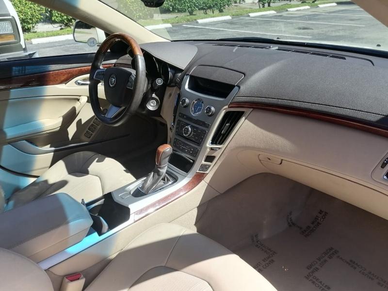 Cadillac CTS 2012 price $10,999