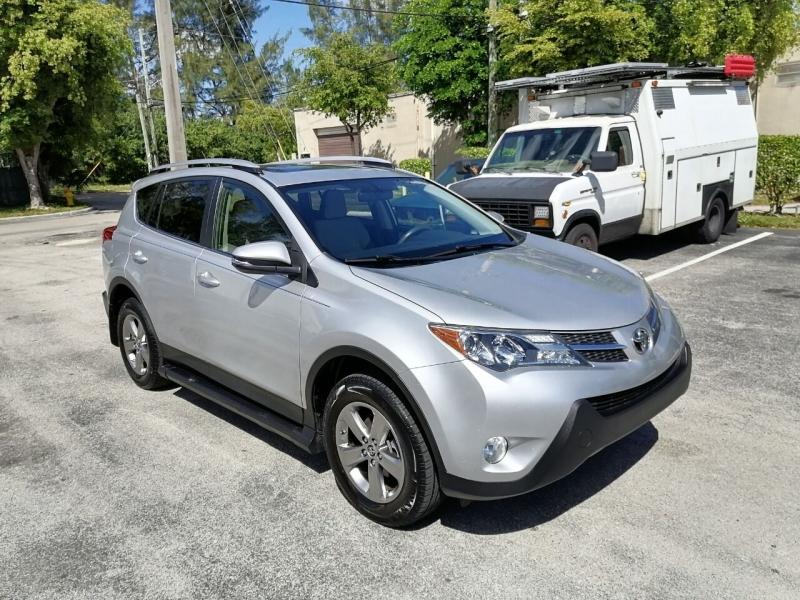 Toyota RAV4 2015 price $13,999