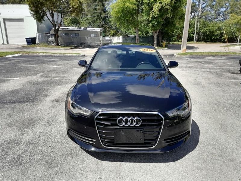 Audi A6 2014 price $14,999
