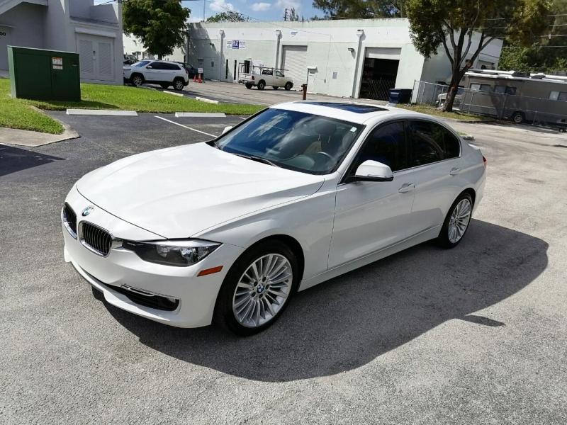 BMW 3 Series 2015 price $13,999
