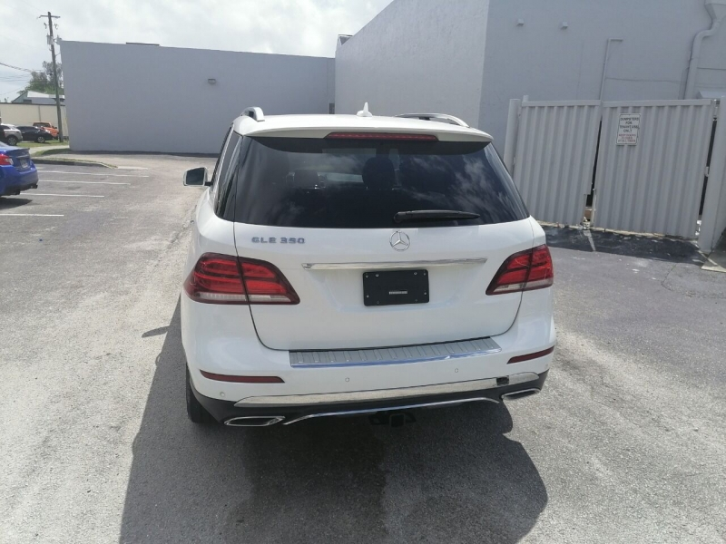 Mercedes-Benz GLE 2018 price $29,999