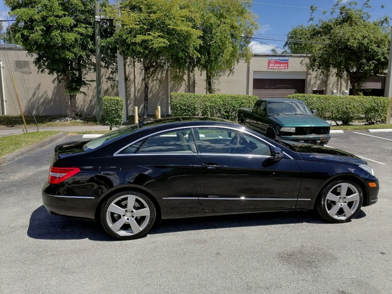 Mercedes-Benz E-Class 2013 price $14,999
