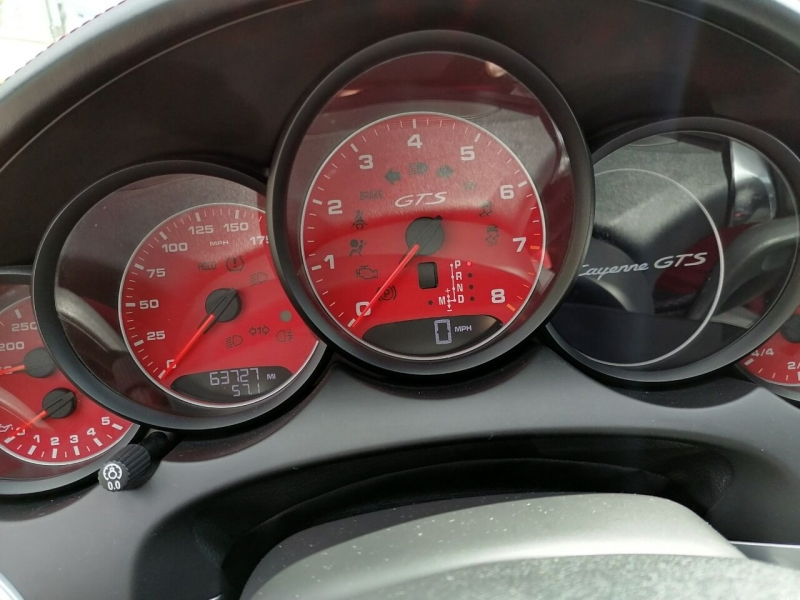 Porsche Cayenne 2013 price $35,999