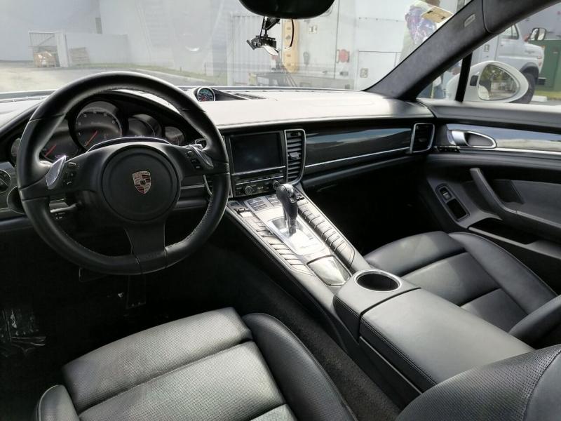 Porsche Panamera 2012 price $44,449
