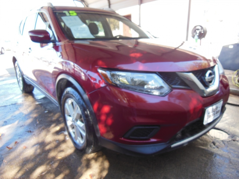 Nissan Rogue 2015 price $0