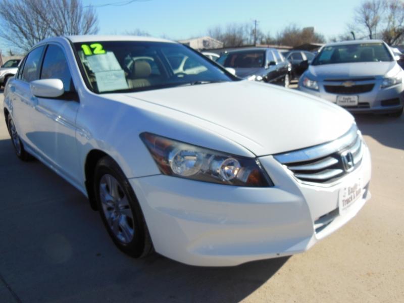Honda Accord Sdn 2012 price $0