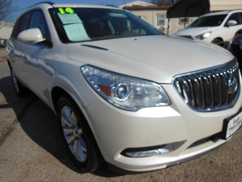 Buick Enclave 2014 price $0