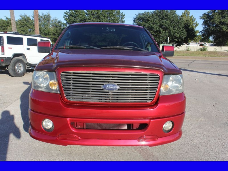 FORD F150 2008 price $11,999