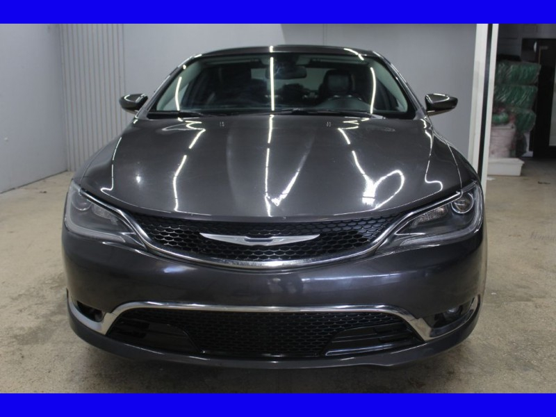 CHRYSLER 200 2015 price $8,999