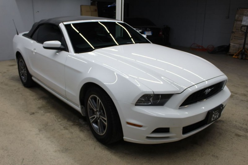 FORD MUSTANG 2013 price $10,999