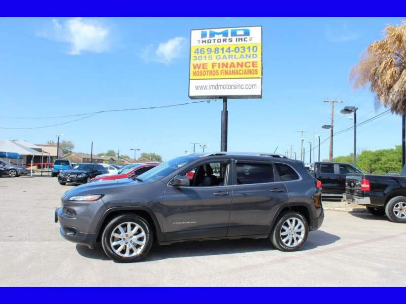JEEP CHEROKEE 2015 price $16,699