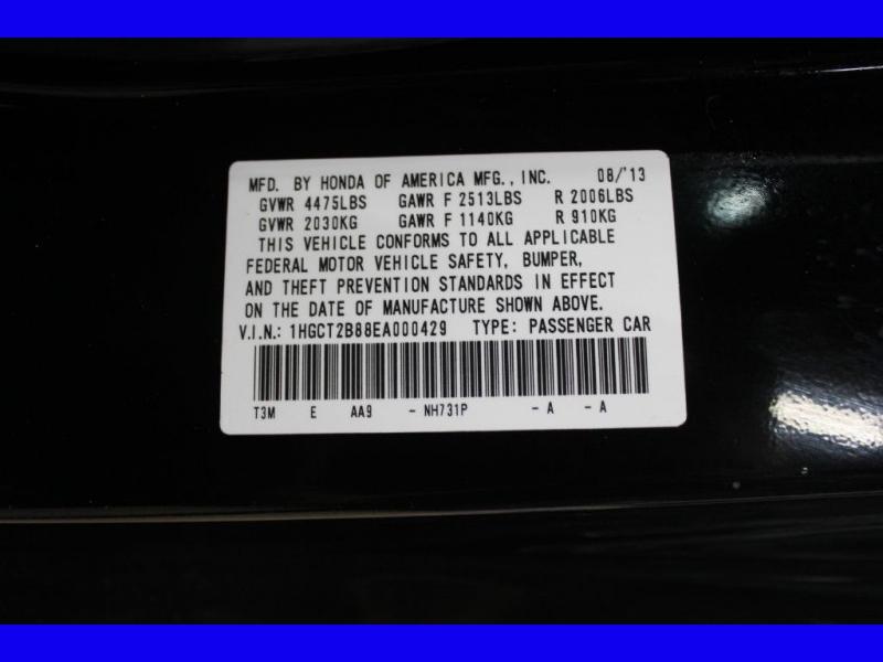 HONDA ACCORD 2014 price $12,999