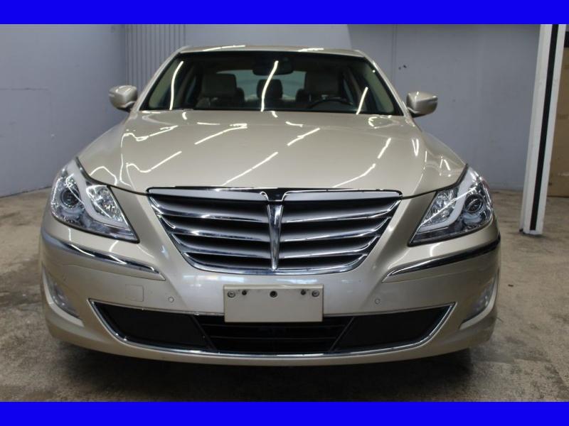 HYUNDAI GENESIS 2012 price $12,999
