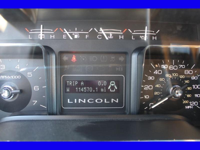 LINCOLN NAVIGATOR 2012 price $16,499