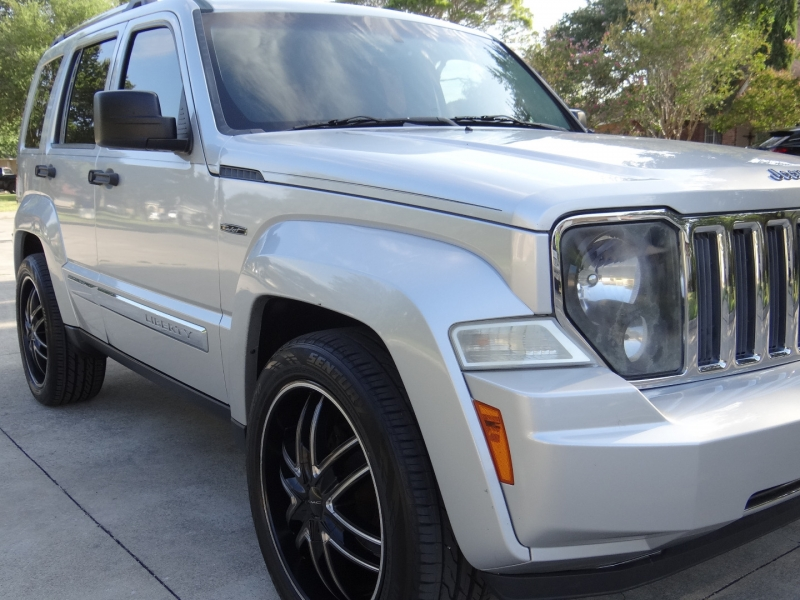 Jeep Liberty Limited Jet 2012 price $7,995
