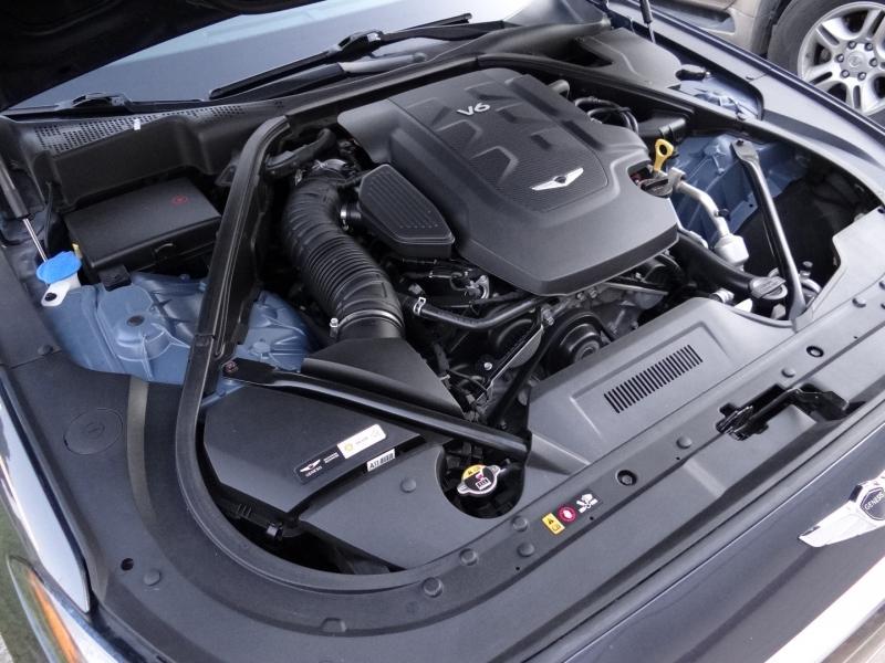 Genesis G80 3.8L Premium Low miles 2017 price $22,995