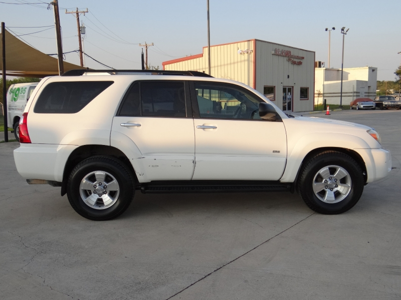 Toyota 4Runner 2009 price $8,995