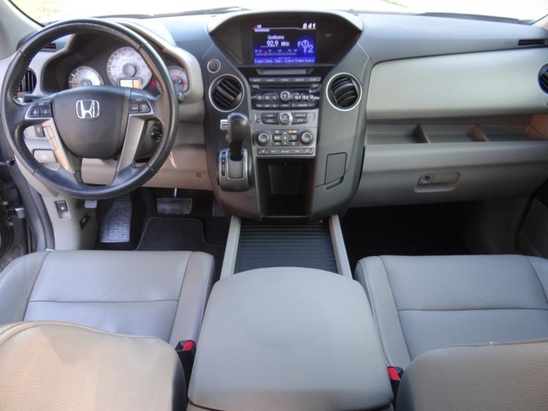 Honda Pilot EX-L 2012 price $9,995