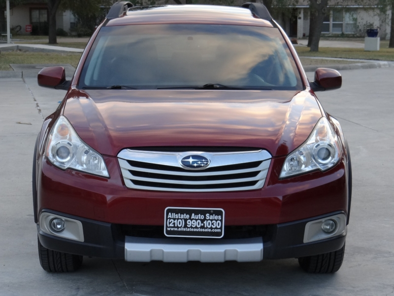 Subaru Outback Limited 2012 price $7,395