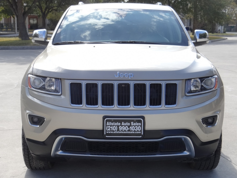 Jeep Grand Cherokee Limited 4WD 2014 price $15,495