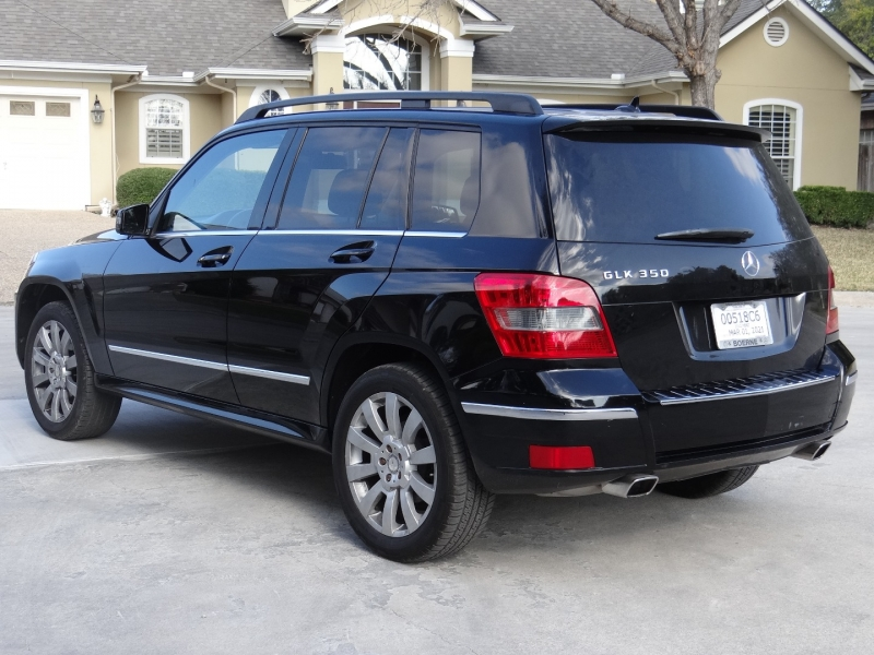 Mercedes Benz GLK-350 with 41000 miles 2012 price $13,995