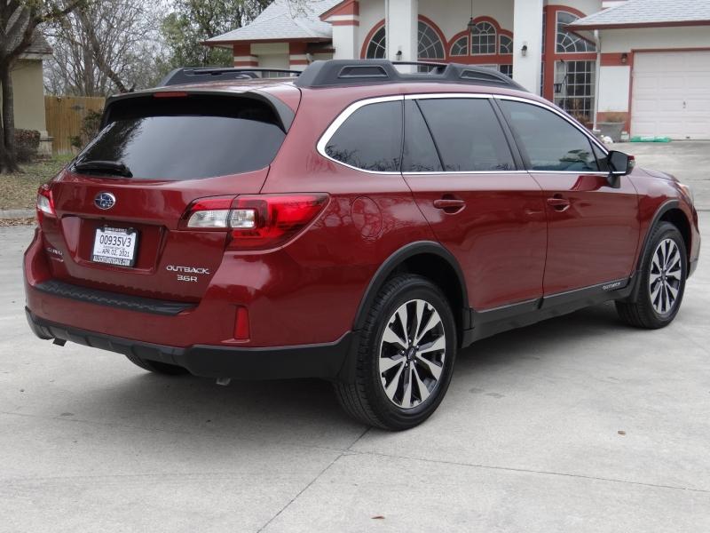 Subaru Outback Limited 3.6R AWD 2015 price $11,295
