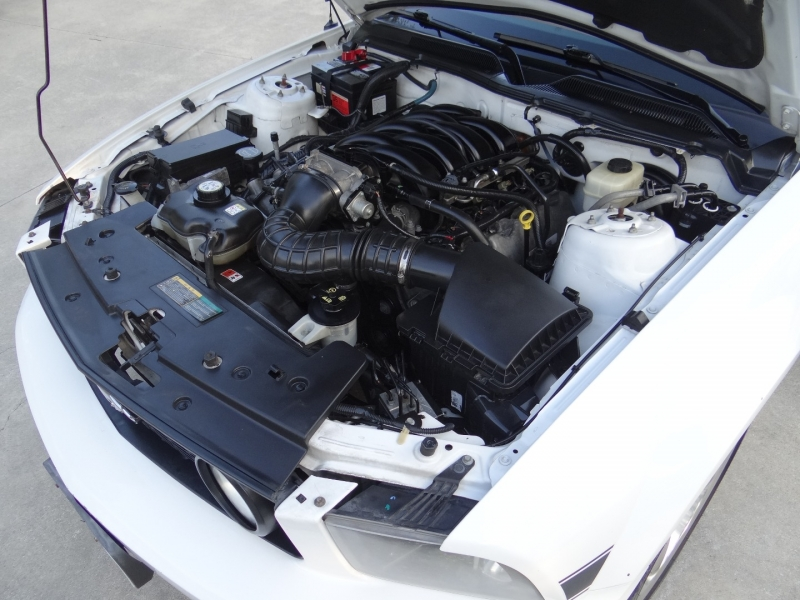 Ford Mustang GT California Package 2008 price $10,995