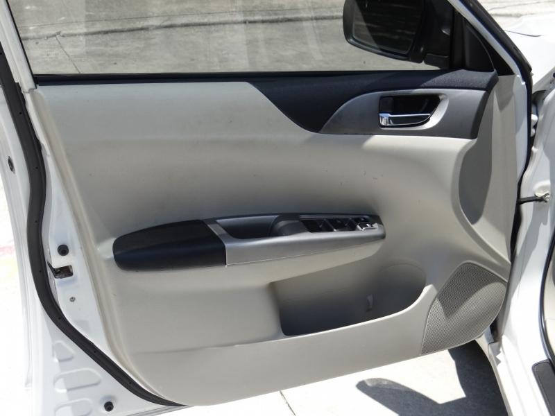 Subaru Impreza Sedan AWD 2010 price $5,495