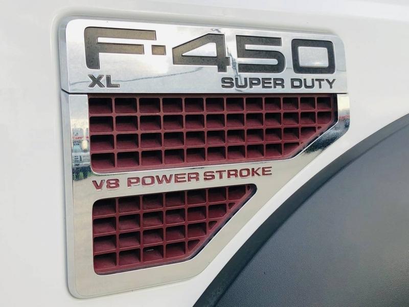 Ford Super Duty F-450 DRW 2008 price $18,900
